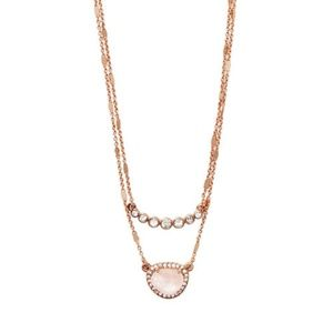 Chloe + Isabel Jewelry - La Vie en Rose Convertible Necklace